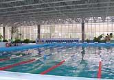 Дворец спорта Артека - бассейн с морской водой без хлорирования