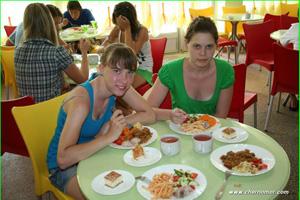 Детский лагерь Мандарин