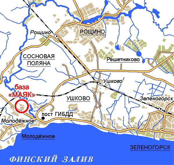 Адрес: Санкт-Петербург